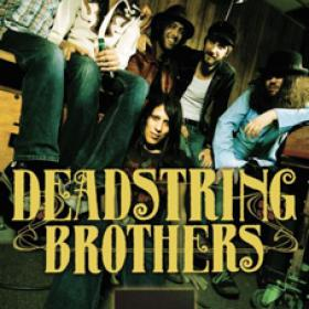 """Deadstring Brothers """"Silver Mountain"""" Poster"""