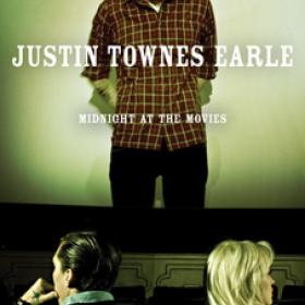 "Justin Townes Earle ""Midnight At The Movies"" Poster"