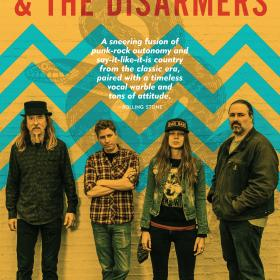 Sarah Shook & the Disarmers 'Years' Poster