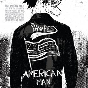The Yawpers 'American Man' Poster