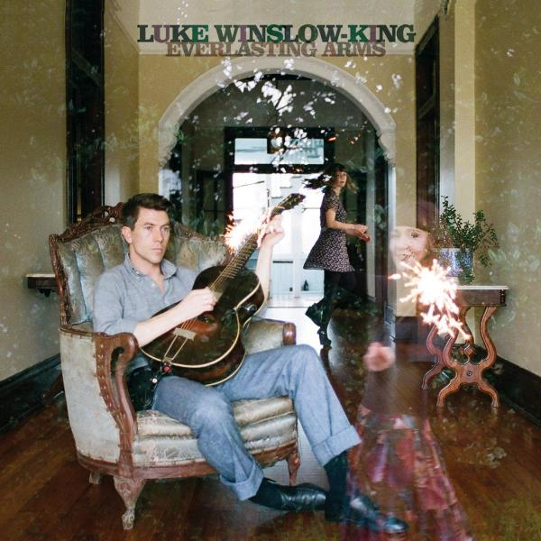 Luke Winslow-King Everlasting Arms Cover Art