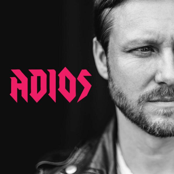 Cory Branan Adios Album Artwork