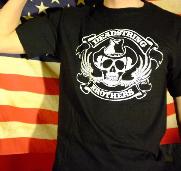 Deadstring Brothers t-shirt tee