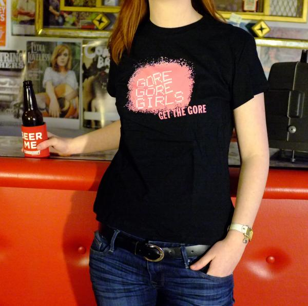 Gore Gore Girls t-shirt tee