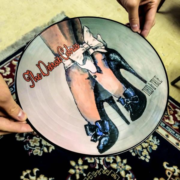 Detroit Cobras Tied and True Picture Disc Vinyl