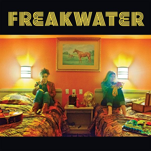 Freakwater The Asp and the Albatross 7 inch single