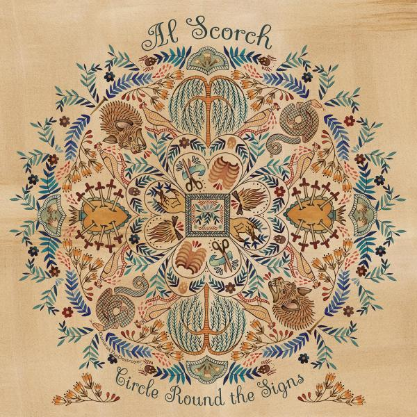 Al Scorch Circle Round the Signs Bloodshot Records