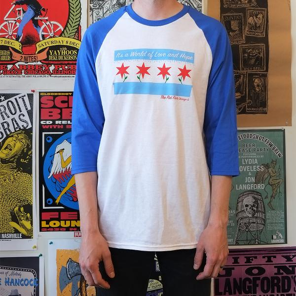 The Flat Five Jersey Blue