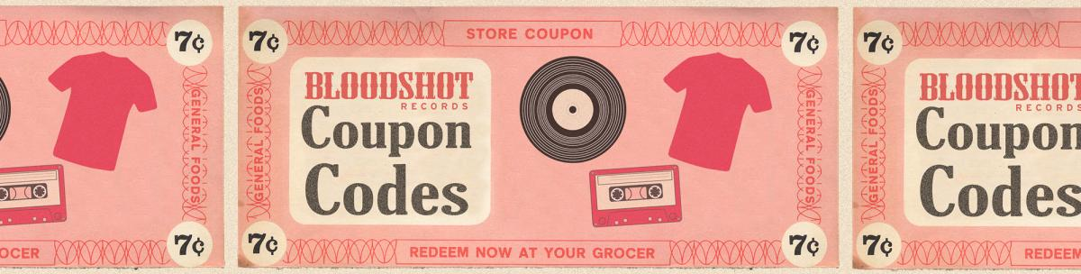 Bloodshot Coupon Codes vintage