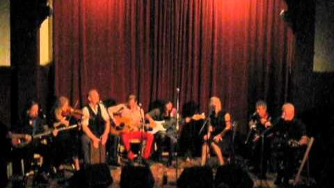 Mekons: Geeshie / Honey Bear / I Fall Asleep - San Francisco, 9/30/11