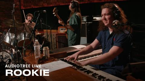 ROOKIE - One Way Ticket | Audiotree Live