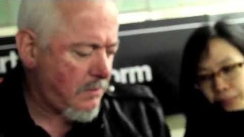 "Subway Tracks - Jon Langford - ""What Did You Do In The War"""
