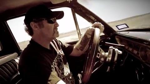 "Scott H. Biram ""TrainWrecker"" (Official Music Video)"