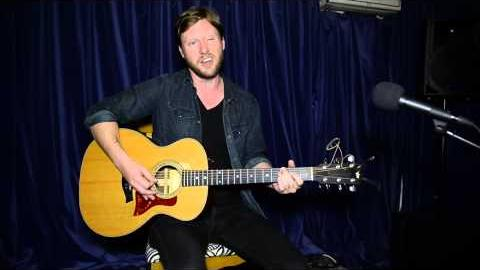 "LIVE: Cory Branan debuts new song ""Missing You Fierce"" on the AU sessions."