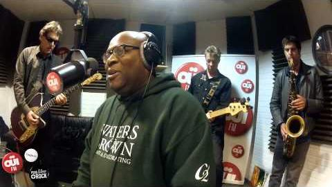 Barrence Whitfield & The Savages - I'm Sad About It - Session Acoustique OÜI FM