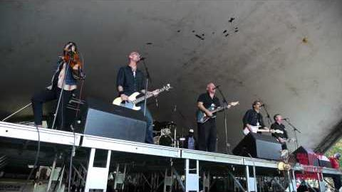"The Waco Brothers perform ""I Fought the Law"" Live at the 2014 Calgary Folk Music Festival"