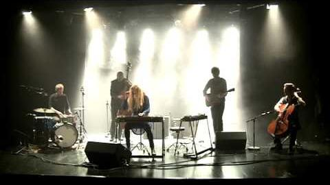 "Maggie Bjorklund  ""Missing at Sea"" Live at Bremen"