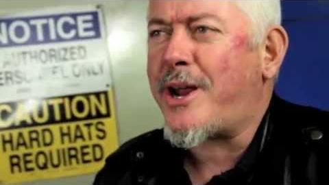 Subway Tracks - Jon Langford - Sugar on Your Tongue