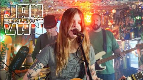 "SARAH SHOOK & THE DISARMERS - ""Lesson"" (Live in Austin, TX 2019) #JAMINTHEVAN"