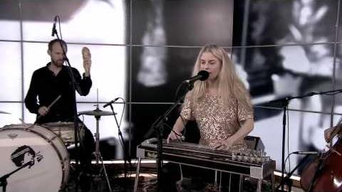 """Bottom Of The Well"" Maggie Bjorklund live on Go' Morgen Danmark"