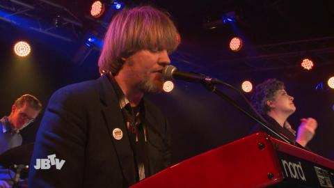 The Flat Five - Blue Kazoo | Live @ JBTV