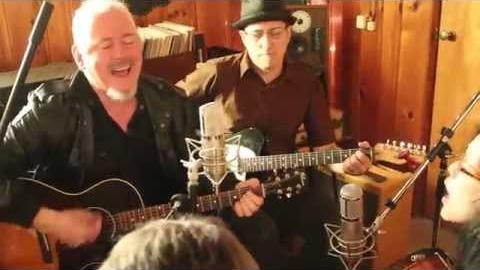 Yellow Couch Sessions: Jon Langford & Skull Orchestra, Sugar on Your Tongue