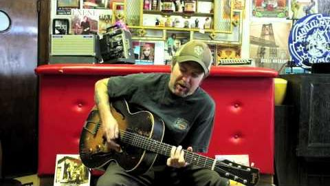 "Live at BSHQ: Scott H. Biram - ""The Same Thing"" (Muddy Waters cover) 5/8/13"