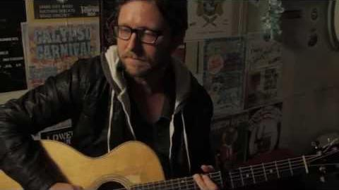 TAKE COVER SESSIONS: Cory Branan - Karen's Song