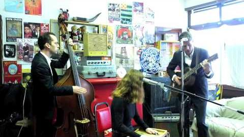 "Live at BSHQ: Luke Winslow-King - ""You & Me"" 4/19/13"