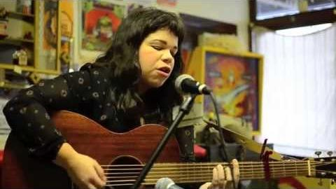"Samantha Crain ""Cold Forgiver"" (Ha Ha Tonka cover) [Live at BSHQ]"