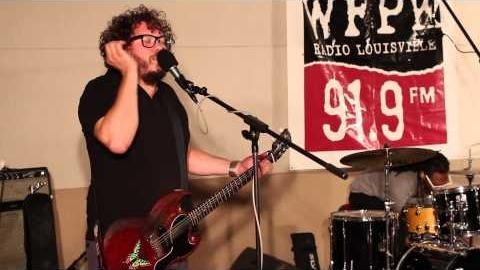 Bobby Bare Jr. & Young Criminals Starvation League on WFPK's Live Lunch