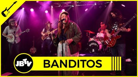 Banditos - Thick N Thin | Live @ JBTV