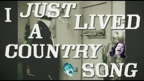 "Robbie Fulks & Linda Gail Lewis ""I Just Lived A Country Song"" (Lyric Video)"