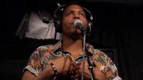 JC Brooks and the Uptown Sound - Security (Live on KEXP)