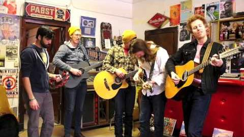 "Live at BSHQ: Ha Ha Tonka - ""Learning to Fly"" (Tom Petty and the Heartbreakers cover)"