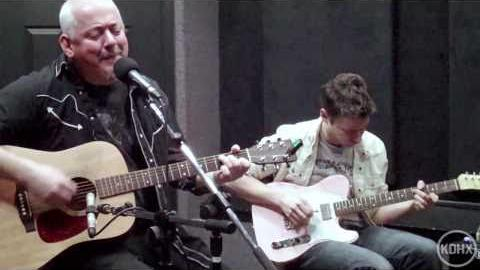 "Jon Langford and Skull Orchard ""Strange Way to Win Wars"" Live at KDHX 2/27/11 (HD)"