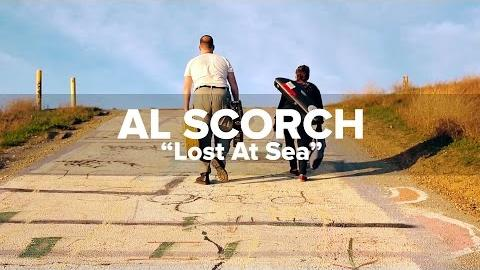 "Half Stop Sessions - Al Scorch ""Lost At Sea"""