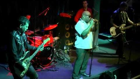 Barrence Whitfield@The Jazz Cafe London