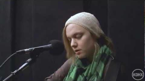 "Lydia Loveless ""Can't Change Me"" Live at KDHX 11/18/11"