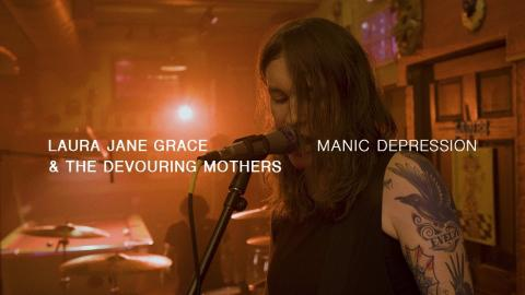 Laura Jane Grace & the Devouring Mothers - Manic Depression | Audiotree Far Out