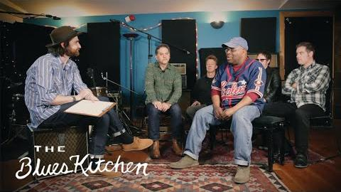 Barrence Whitefield & The Savages on Little Flint: The Blues Kitchen Presents... [Live & Interview]