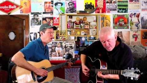 "Robbie Fulks & Jon Langford ""I Was Country When Country Wasn't Cool"" (Barbara Mandrell cover)"