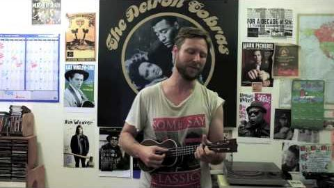 "Live at BSHQ: Cory Branan - ""Creeps Like Me"" (Lyle Lovett Cover) 8/20/13"