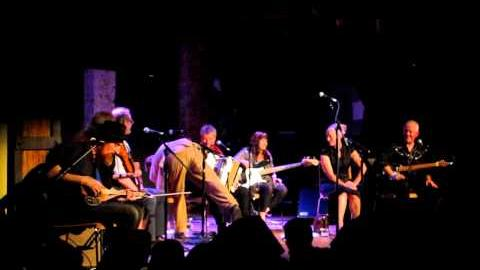 2011, Oct. 8 - Mekons at City Winery
