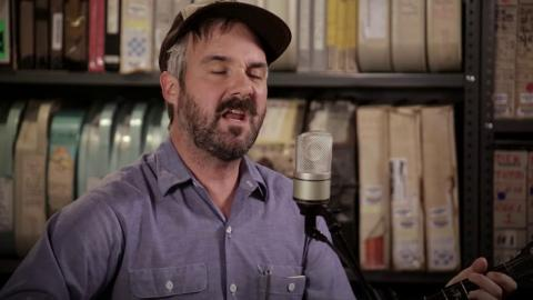 William Elliott Whitmore - Don't Pray on Me - 10/19/2018 - Paste Studios - New York, NY