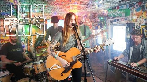 "SARAH SHOOK & THE DISARMERS - ""Over You"" (Live in Austin, TX 2019) #JAMINTHEVAN"