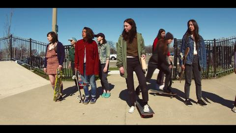 "Sarah Shook & the Disarmers ""New Ways to Fail"" (Official Music Video)"