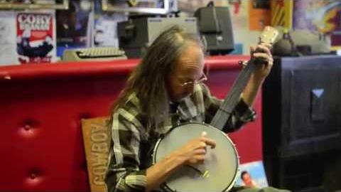 "Charlie Parr ""Manifold"" (Devil in a Woodpile cover) [Live at BSHQ]"