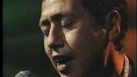 "ALEJANDRO ESCOVEDO ""Falling Down Again/Gravity"" on AMN's Solo Sessions 1996"