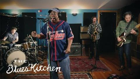 The Blues Kitchen Presents: Barrence Whitfield & The Savages 'Sunshine Don't Make The Sun' [Live]